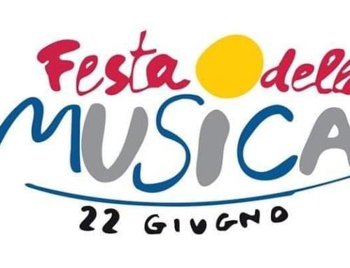 22 GIUGNO 2019 FESTA DELLA MUSICA – ARTHoB, PAC, CPA, ONAS, ONAF, INSIEME SI CRESCE!